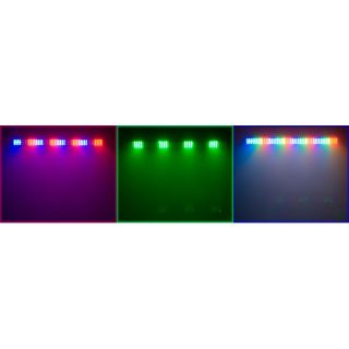 2-CHAUVET COLORSTRIP MINI -