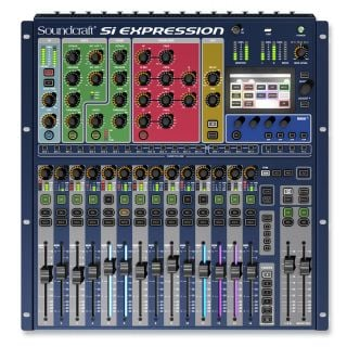 2-SOUNDCRAFT Si Expression