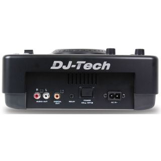 2-DJ TECH ISCRATCH 90 (COPP