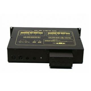 2-FLASH 6CH DMX DIMMER PACK