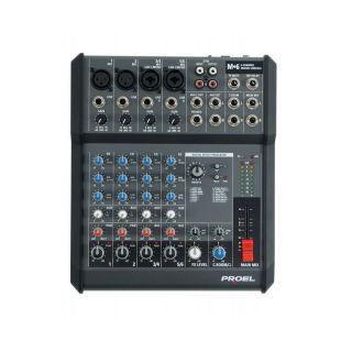 2-PROEL M6 - Mixer 6 input