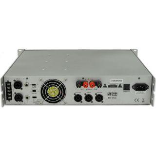 2-AUDIO TOOLS BX2400 - AMPL