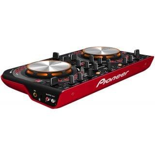 2-PIONEER DDJ-WeGo-R Red -