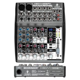 2-Audio Tools ST208A + Mixe