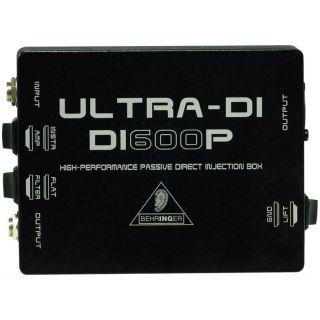 2-BEHRINGER DI600P ULTRA-DI