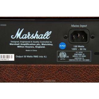 2-MARSHALL AS50D - COMBO PE