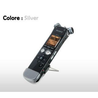 2-SONY ICD-SX712 Silver - R