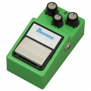 2-IBANEZ TS9 Tube Screamer