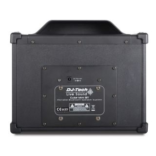 2-DJ TECH CUBE MINI BT - PA