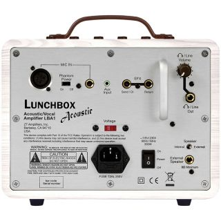 2-ZT THE LUNCHBOX ACOUSTIC