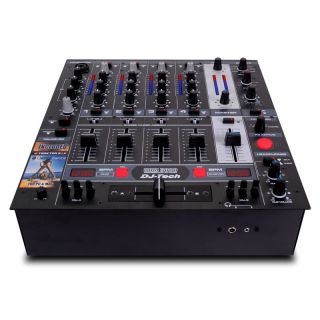 2-DJ TECH DDM3000 BLK - MIX