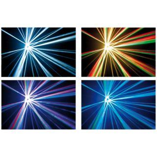 2-SHOWTEC CYCLONE 4 - EFFET