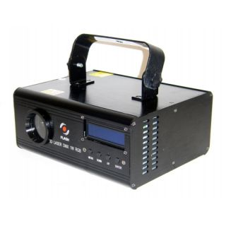 2-FLASH LASER 1000mW 3D RGB