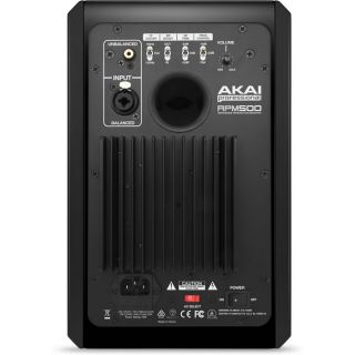 2-AKAI RPM500 - MONITOR DA