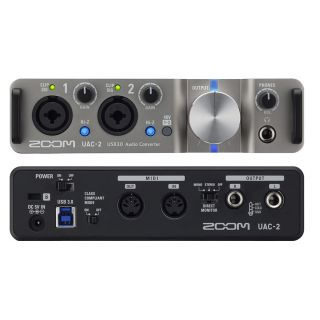 2-ZOOM UAC-2 Audio Converte