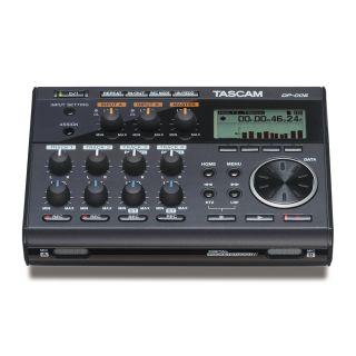 Tascam DP006 - Registratore Digitale Multitraccia Portatile per Strumenti Musicali03