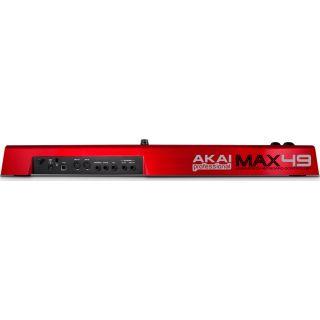 2-AKAI MAX49 - TASTIERA/CON