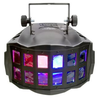 2-CHAUVET DOUBLE DERBY X -