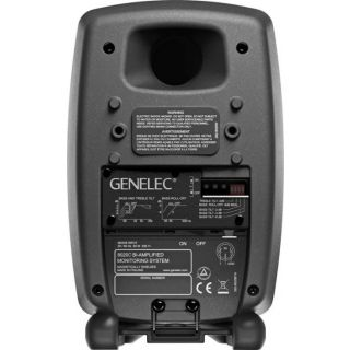 2-Genelec 8020C - MONITOR D