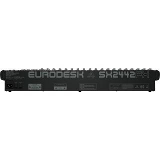 2-BEHRINGER SX2442FX EURODE