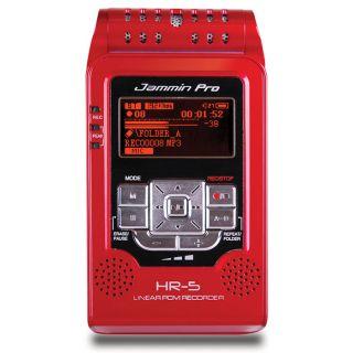 2-JAMMIN PRO HR5 Red - REGI