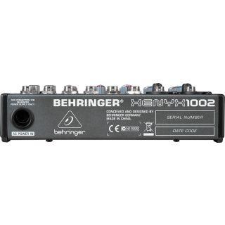 2-BEHRINGER XENYX 1002 Mixe