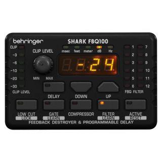 2-BEHRINGER FBQ100 Shark -