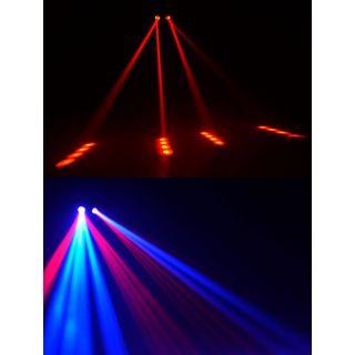 2-KARMA DJ LED216 - Effetto