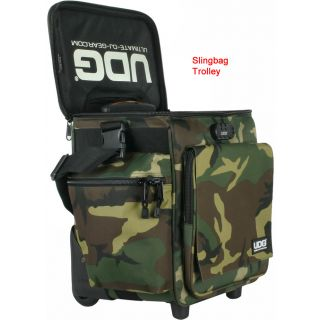 2-UDG SLINGBAG TROLLEY SETI