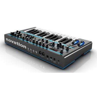 NOVATION Bass Station II Sintetizzatore per Basse Frequenze_side