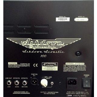 2-ASHDOWN AS-AA100 - AMPLIF