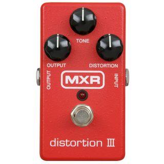 2-DUNLOP MXR M115 DISTORTIO