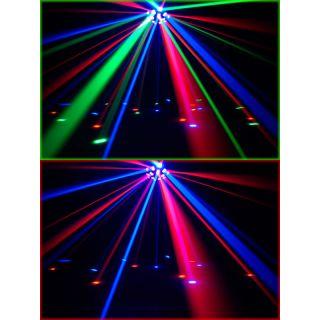 2-CHAUVET LED MUSHROOM - EF