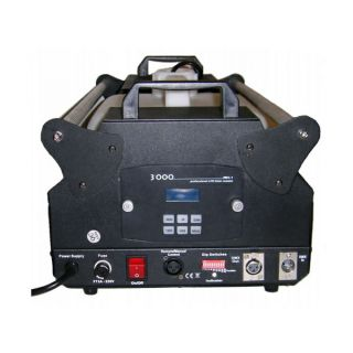 2-FLASH FLZ-3000 FOG MACHIN
