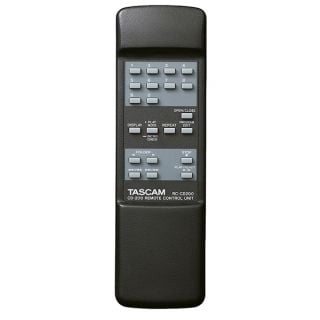 2-TASCAM CD200