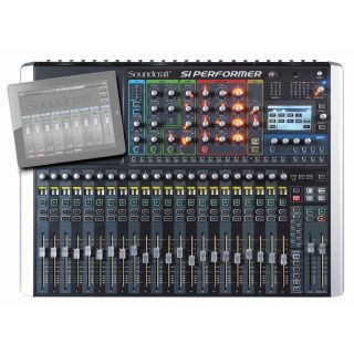 2-SOUNDCRAFT Si PERFORMER 2