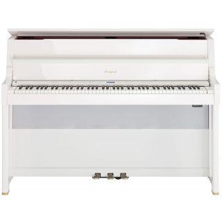 2-ROLAND LX15 PW - PIANOFOR