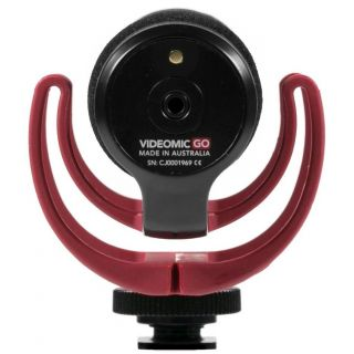 2-RODE VIDEOMIC GO