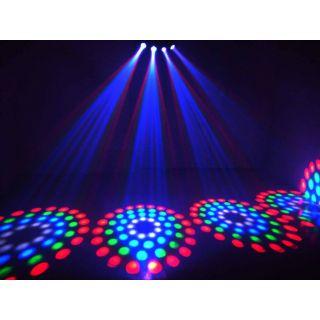 2-KARMA DJ LED203 - EFFETTO