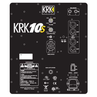 2-KRK 10S - SUBWOOFER DA ST
