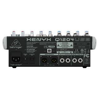 2-BEHRINGER Q1204USB - Mixe