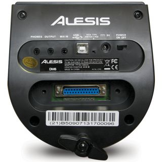 2-ALESIS DM6 USB KIT - BATT