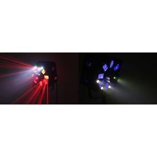 2-KARMA DJ LED224 - EFFETTO