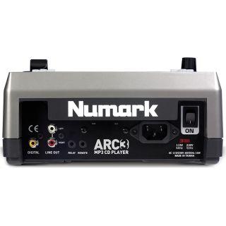 2-NUMARK ARC 3 - LETTORE CD