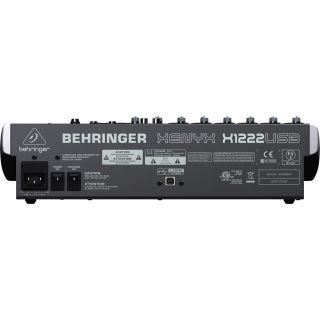 2-BEHRINGER XENYX X1222USB