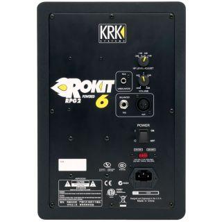 2-KRK RP6 G2 Rokit Powered
