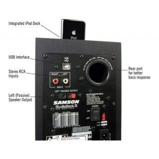 2-SAMSON StudioDock 3i -(CO
