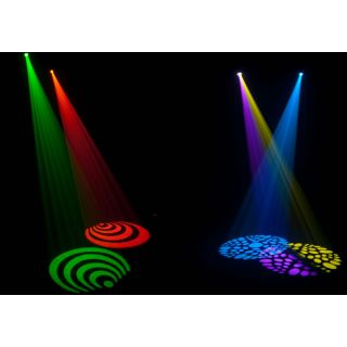 2-CHAUVET INTSPOT LED150 In
