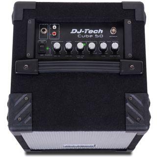 2-DJ TECH CUBE 50 - SISTEMA