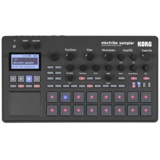 2-KORG ELECTRIBE 2 SAMPLER